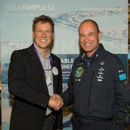 Bertrand Piccard, Solar Impulse, René Estermann, myclimate, World Alliance for Clean Technologies