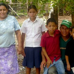 family farming, UN year, smallholder, climate protection, forest protection, Nicaragua