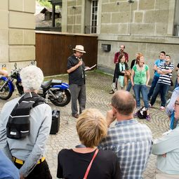Bern, Audio Adventure, city tour, touristic highlight