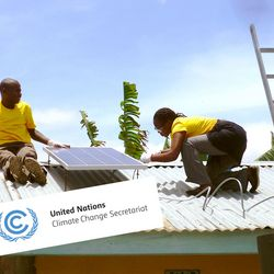 Climate protection projects – myclimate