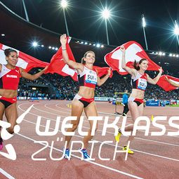 Weltklasse Zürich, climate-neutral event, track and field, diamondleague