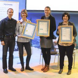 ITB Berlin; sustainable tourism; myclimate awards