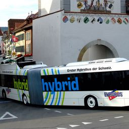 Eurobus, climate neutral coach, sustainability in transport