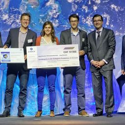 Zurich Klimapreis 2014, Climate Laboratory, education