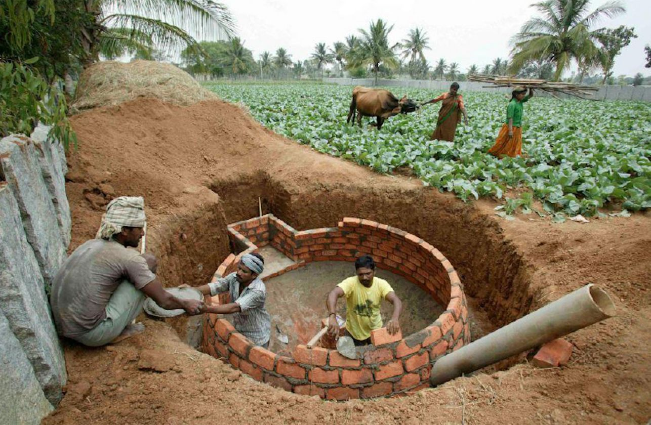 Biogas for rural Households – myclimate