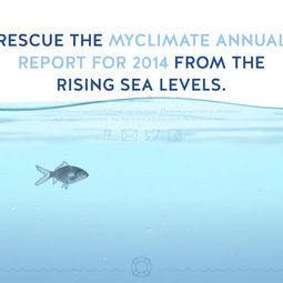 myclimate annual report, stop-the-water.org